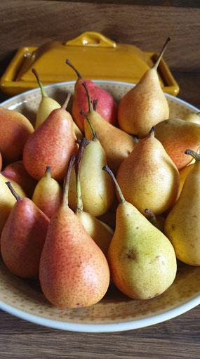Bild: Rezept für Tartiflette aux poires, Fromage vieux Lille et Reblochon
