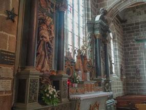 Bild: Chapelle Notre-Dame de la Clarté in der Gemeinde Perros-Guirec