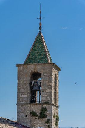 Bild: Glockenturm Dauphin, Alpes de Haute Provence