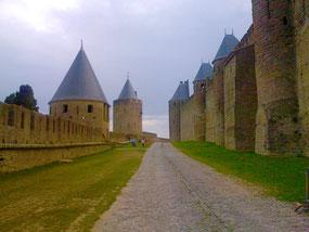 Bild: Carcassonne