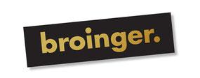 Die Marke broinger. steht für Modisches in Farbe.