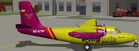 Aero Commander 500C EC-CTP