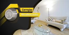 Cerrojos Residencial