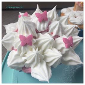 cupcakes rolo snicker lange vinger
