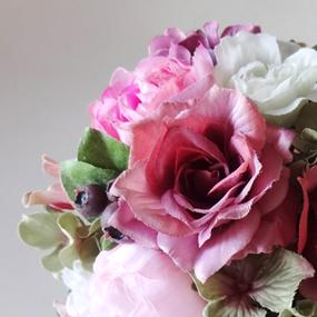 お花の教室体験レッスン埼玉県北本市アトリエソレイユ