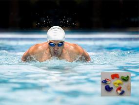protection de l'oreille sur mesure pour la natation