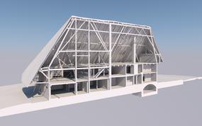 Bauernhaus Lyssach (ArchiCAD)