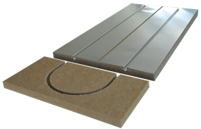PowerFloor Öko Plus Fußbodenheizung, Flächenheizung- und Kühlung