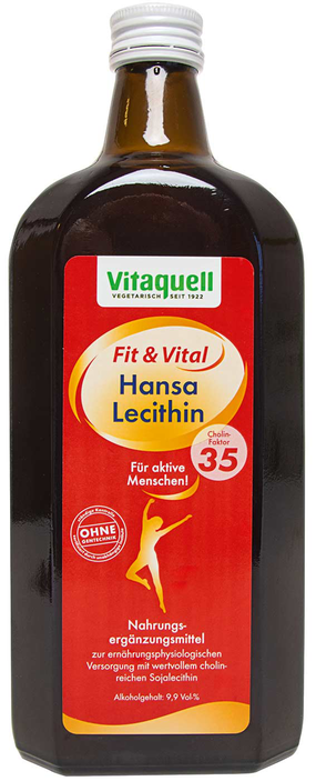 Vitaquell Lecithin Cocktail