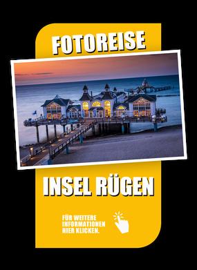 Fotoreise Ostsee - Insel Rügen mit Sebastian Kaps