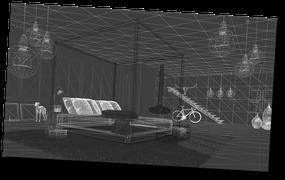 3D Setvisualisierung | Stefanie Kleschies
