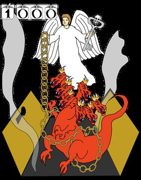 Au début du règne millénaire, la première chose que fait le gouvernement messianique est de mettre Satan hors d'état de nuire, en l'enchaînant symboliquement pour 1000 ans.