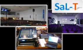 SaL-T Veranstaltung FOH Licht Ton Technik Show