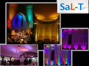 SaL-T Veranstaltung Licht Ton Technik
