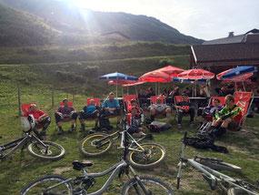 Bike Weekend, Ausflüge Uri