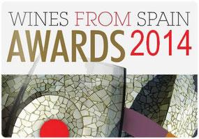 Wines from Spain Awards 2014 結果発表 (www.winesfromspain.com)
