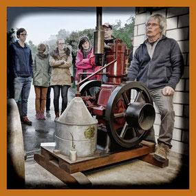 Mike Stutz oder die personifizierte Faszination der Stirling-Motoren