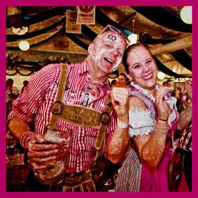 Impressionen vom Oktoberfest 2014 der Pistor AG: Luzerner Oktoberfest im Regionalen Eiszentrum Luzern-Tribschen.