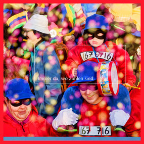 Raiffeisen-Imagefotos: Fasnachtsumzug Schachen/LU