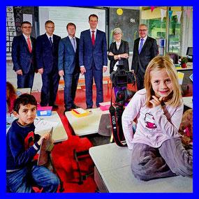 Luzern macht Schule: Offizielles Regierungsfoto 2015