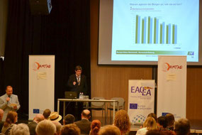 Vortrag Europawahl 2014 in Szeged