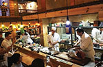 寿司十番のおまかせ8貫