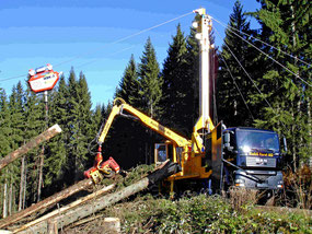 Foto: Koller K507 der Riebli Forst AG
