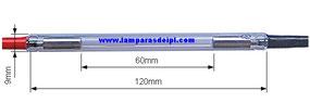 Lamparas de IPL fotodepilación