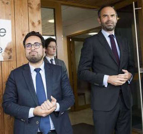 Mounir Mahjoubi, Secrétaire d'Etat au numérique et le 1er ministre Edouard Philippe se rendront-ils vraiment à Tel Aviv en juin ?