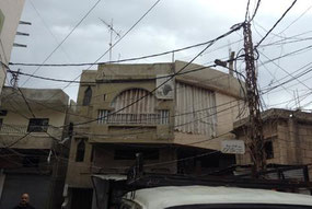 Le camp de Burj el Shamali. (Photo: Marion Kawas, The Palestine Chronicle)