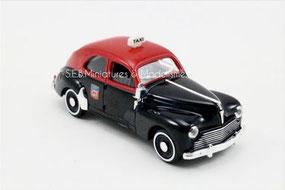 taxi de 1954 Peugeot 203