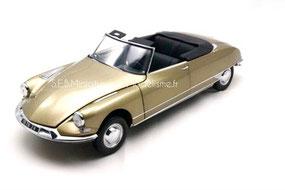 Citroën DS 19 de 1961