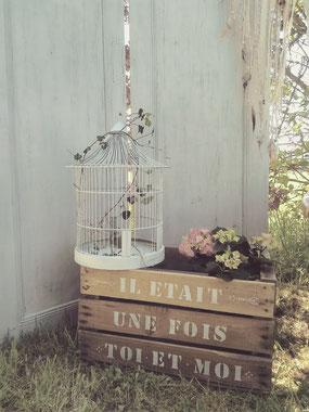 mariage vintage champêtre location objets ambiance photobooth le mans sarthe