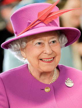 Queen Elizabeth II. (Quelle: de.wikipedia.org)