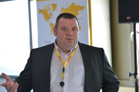 Roy Hughes: DHL has surpassed the critical mass at Brussels hub  -  photo: ms