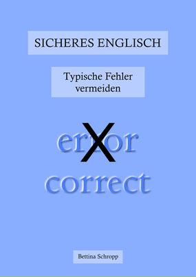 Englisch Lehrbuch: Typische Fehler vermeiden