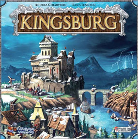 Kingsburg Cover