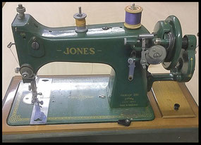 Jones CS ............... Green   .... D 53 Type 1 var. 1