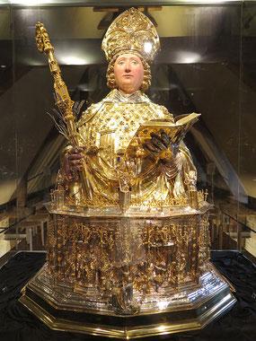 Reliquar des Bischofs Lambertus