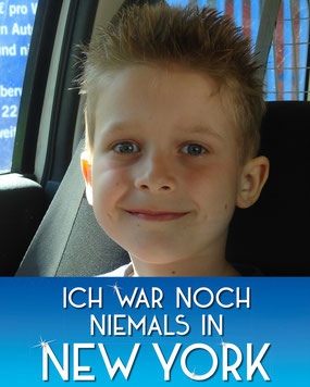 Jan Casting Musical Berlin Ich war noch niemals in New York