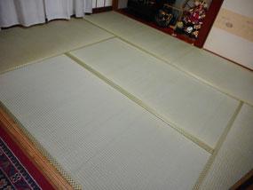 国産の厚地畳