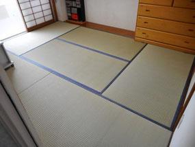 特上の畳おもてはやはりステキです!