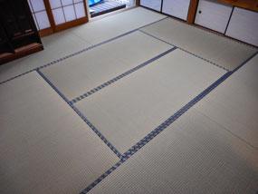 日野市のお客様の畳新調の施工例