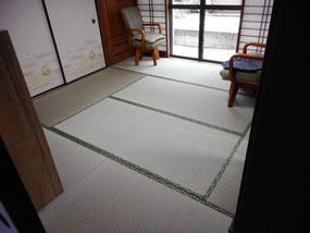 東京都桧原村 畳 ふすま