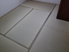 畳の新調 特上の畳表