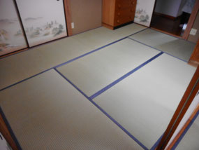 日野市 畳の新調 模様替え
