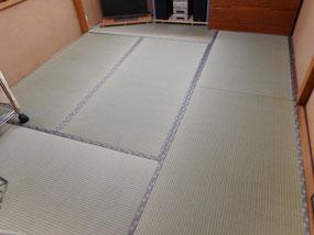 日野市 床から新しく 新畳