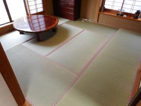 日野市 畳を新しくして模様替え