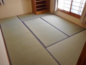 地が厚く丈夫な畳 すり切れない畳