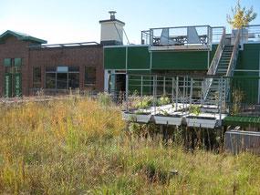 Centre de l'Environnement Frédéric Back, Québec